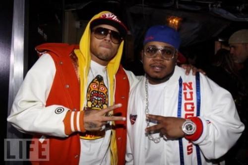 Twista feat. Chris Brown - Make a Movie 2010 Xclusiv Chris-brown-twista-e1281323683826