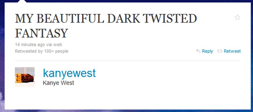 kanye west album. Kanye West Announces Album