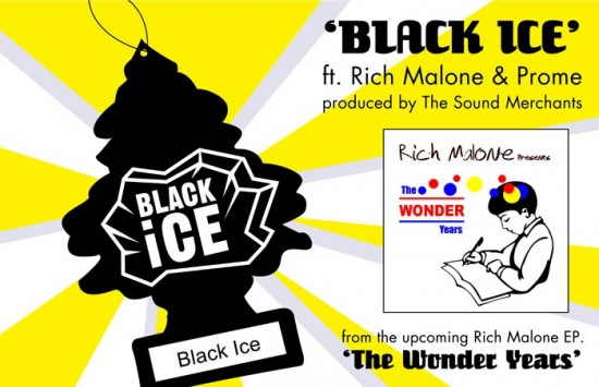 Rich Malone feat. Prome – Black Ice