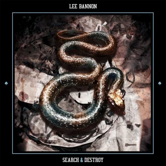 Lee Bannon x Chuck Inglish – Search & Destroy