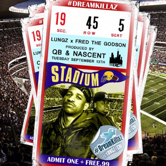 Lungz feat. Fred The Godson – Stadium