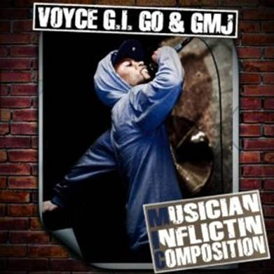 Voyce G.I. Go feat. Caress Sahura – Make Believe