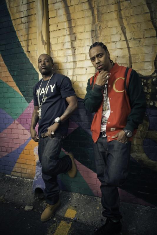 Raekwon feat. L.E.P. Bogus Boys & Dion Primo – This S*** Hard