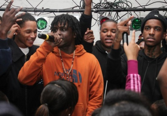 Chief Keef feat. Lil B – Bang (Remix)