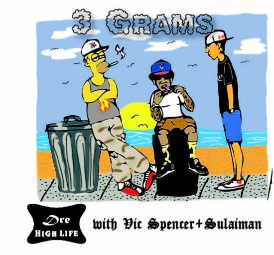 Highlife f/ Vic Spencer & Sulaiman – 3 Grams