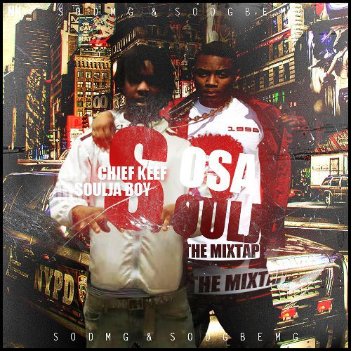 Chief Keef & Soulja Boy – Foreign Cars