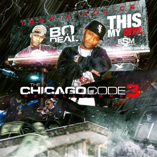Bo Deal – Thuggin' [Prod. by Young Chop]