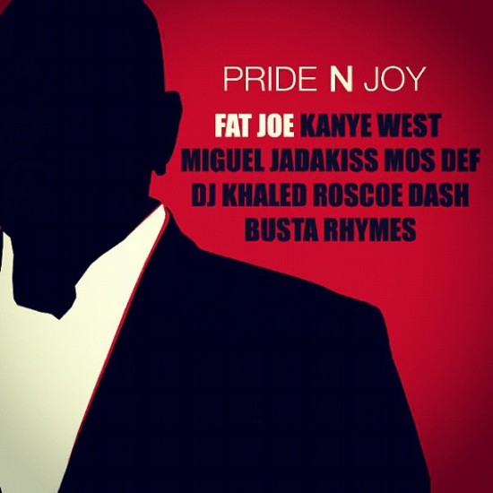 Fat Joe f/ Kanye West, Miguel, Jadakiss, DJ Khaled, Roscoe Dash & Busta Rhymes – Pride & Joy