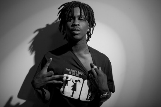 Chief Keef f/ Fat Trel – Russian Roulette