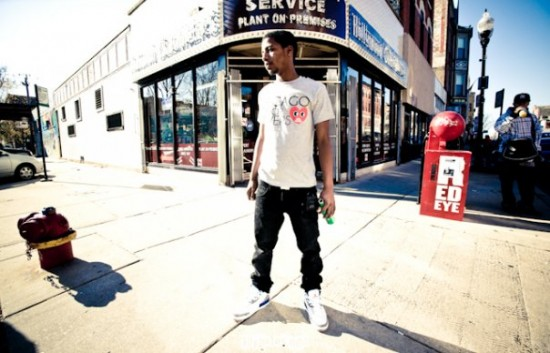 Lucky f/ Rockie Fresh – The Movement