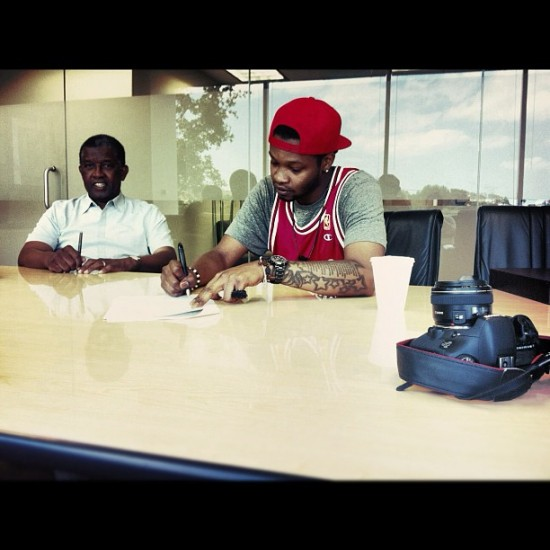 > BJ The Chicago Kid Signs To Motown - Photo posted in The Hip-Hop Spot | Sign in and leave a comment below!