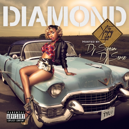 Diamond – Clap For Me [Prod. by Yung Berg & Arch Tha Boss]