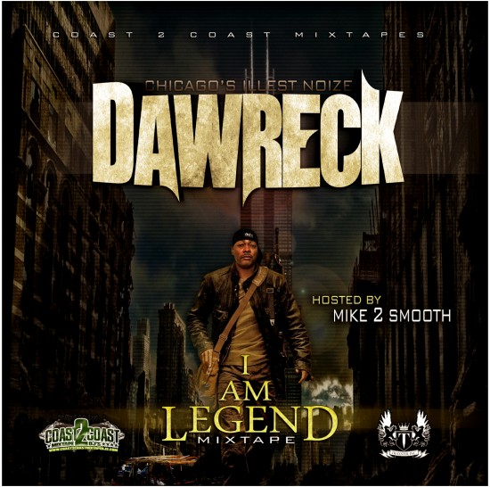 Dawreck_I am Legend Front