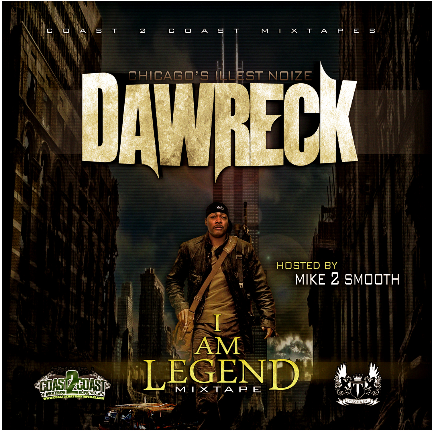 I Am Legend 2 Cover Images & Pictures - Becuo