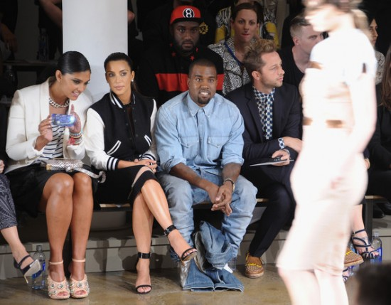 Kanye+West+Louise+Goldin+Front+Row+Spring+vcTaV08rlWBl