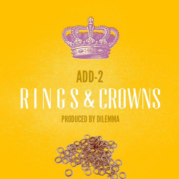 Add-2 - Rings & Crowns single cover