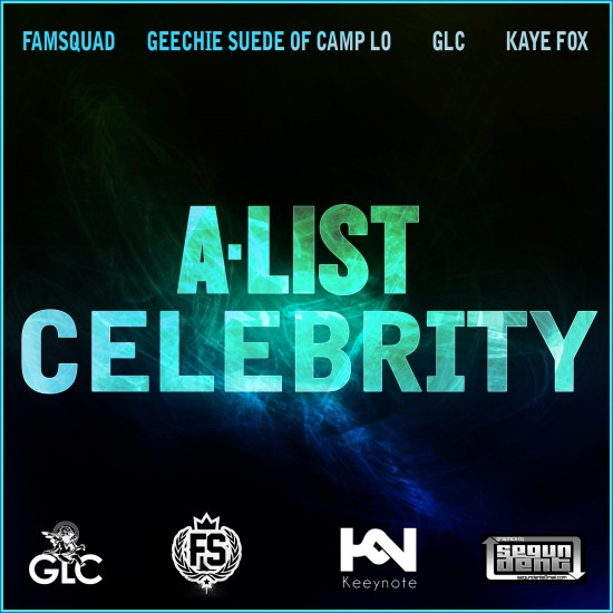 Famsquad - A List Celebrity Cover