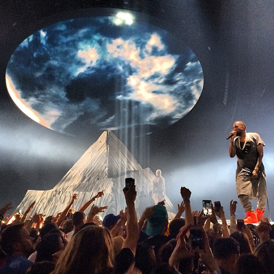 Kanye west tour dates in Auckland