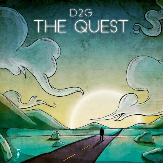 D2G - The Quest single cover