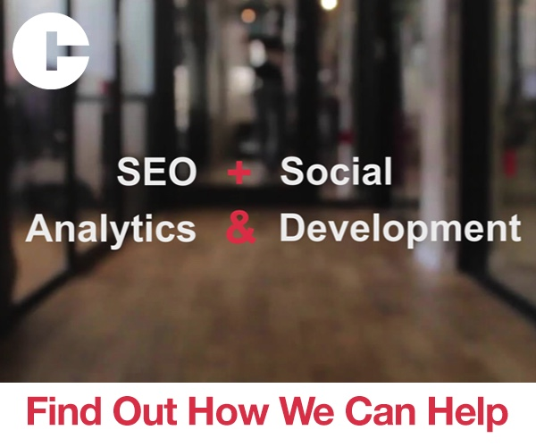 Cooper Taylor - SEO, Social Media, Analytics, and Development