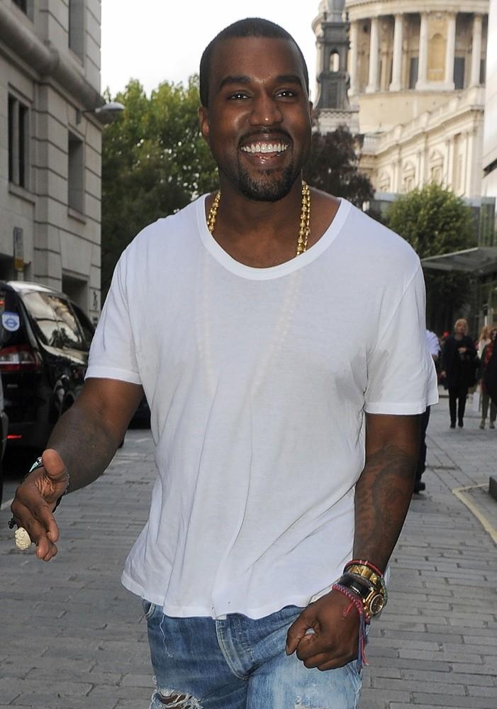 Kanye 2012
