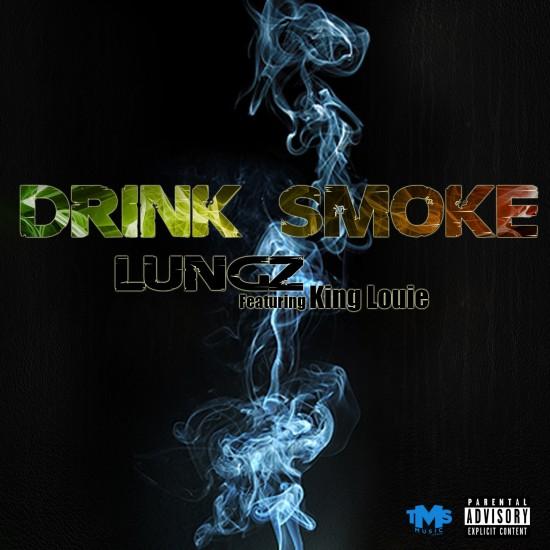 Drink Smoke- CD-4