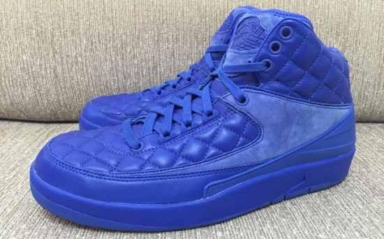 air jordan 2 all blue