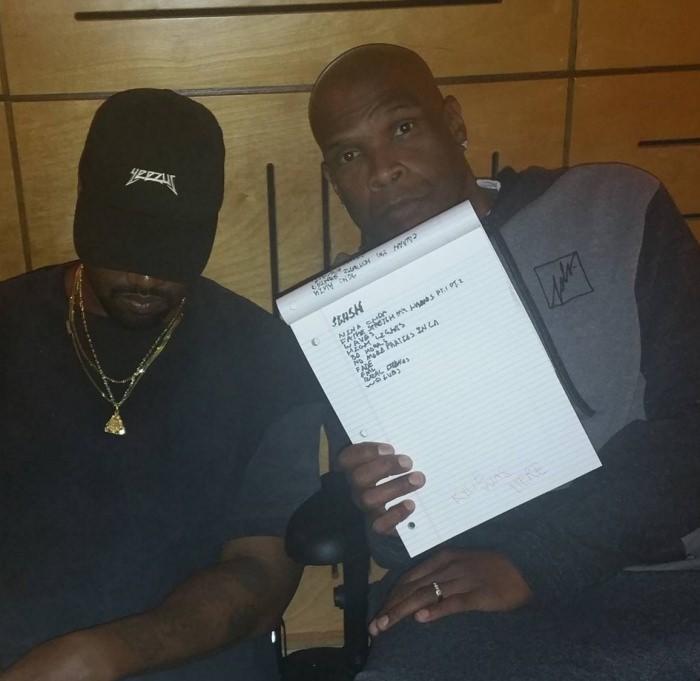 Kanye West Chance The Rapper Big Boy