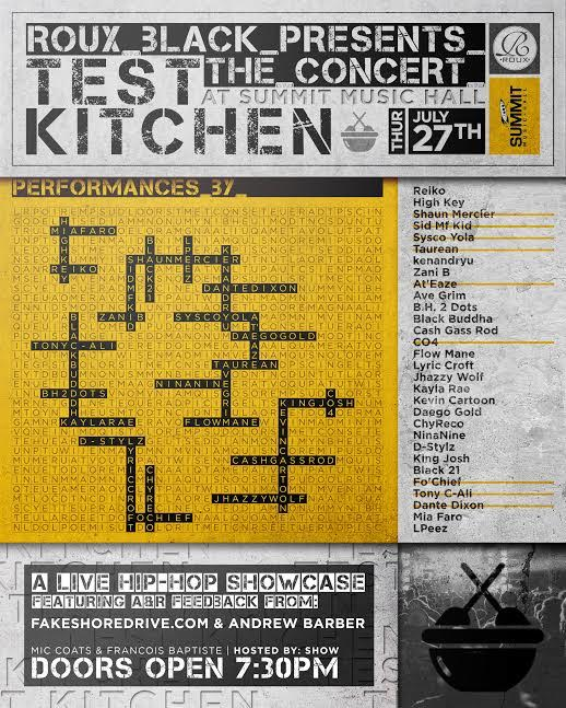 TOMORROW: I'm Coming To Denver For Test Kitchen: The