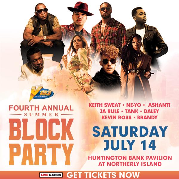 v103 summer block party